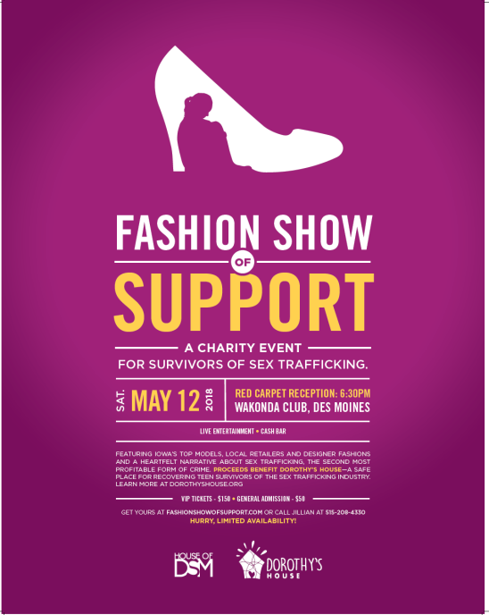 Fashion Show of Support